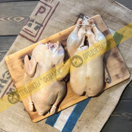 Мясо молодой утки. Возраст 35-40 дней. Вес 1.8-1.9 кг.