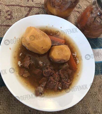 Шурпа с говядиной! 5 минут и вкусный обед или ужин готов!
